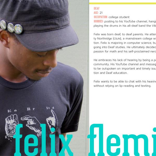 persona: Felix Fleming